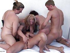 群交 性感色情影片